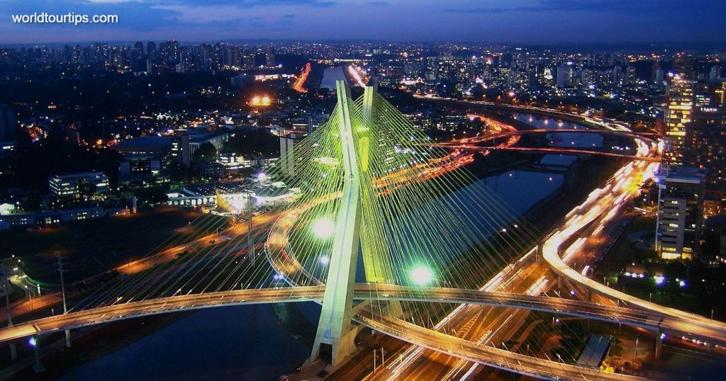 Top tourist attraction places to visit in Brazil