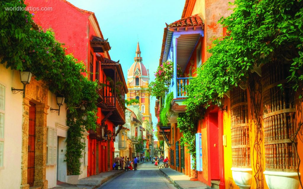Colombia/Cartagena's Old Town