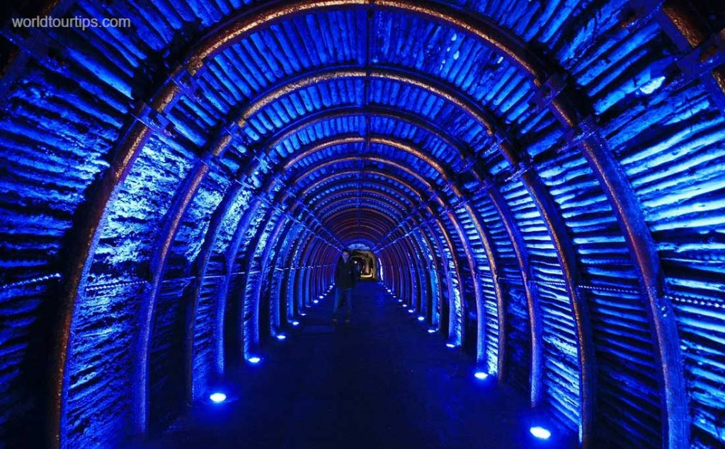 Salt Cathedral of Zipaquirá/colombia
