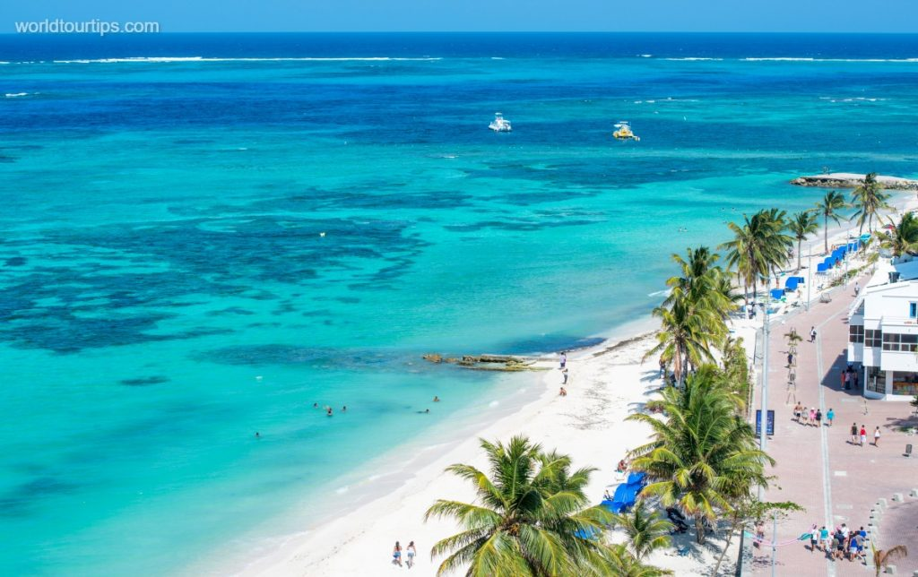 Colombia/San Andres Island
